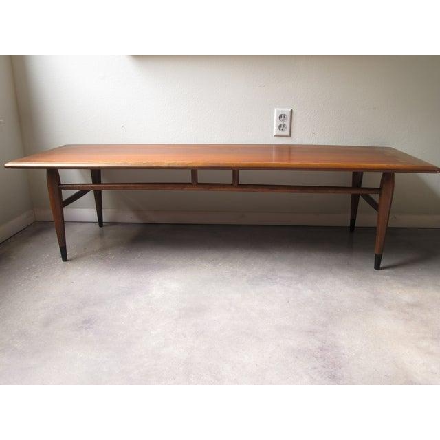 Image of Lane Acclaim Mid-Century 1950s Coffee Table