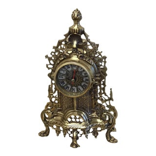 French Style Clock