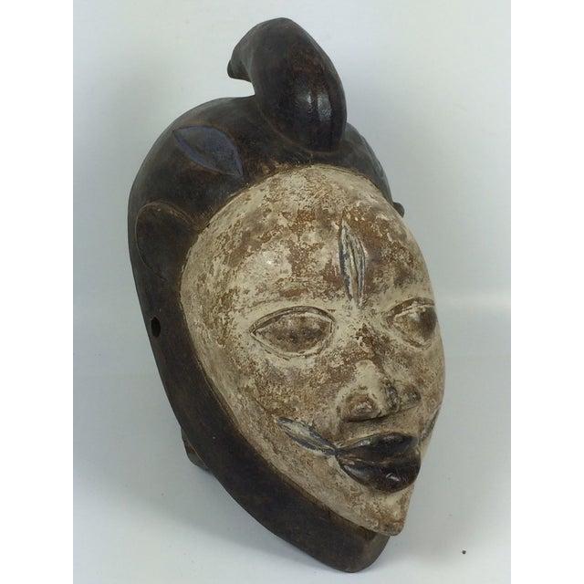 Image of African Art Yoruba Mask
