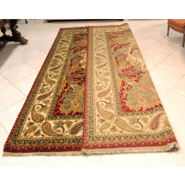 Samad Golden Age Collection Rug 8 X 10 Chairish