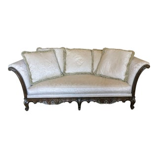 White Jeffco Regency Sofa