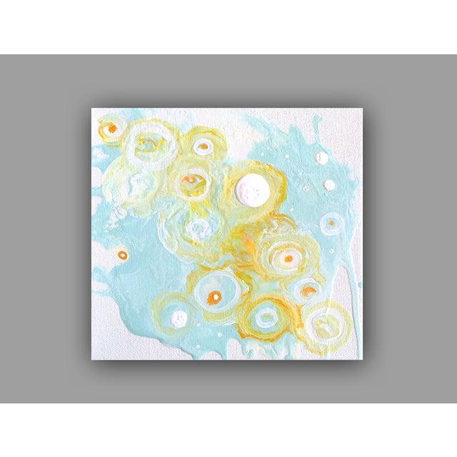 'Quark' Original Abstract Painting - Image 3 of 6