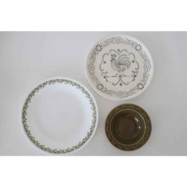 Image of Vintage Mix & Match Place Setting for 5