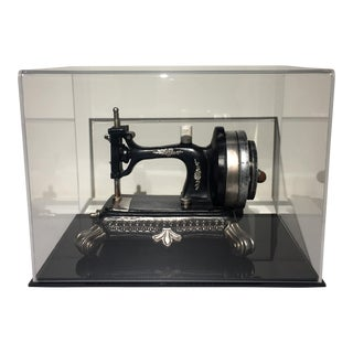Musical Box Sewing Machine