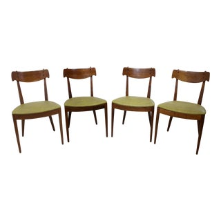 Kipp Stewart for Drexel Declaration Chairs - Set of 4