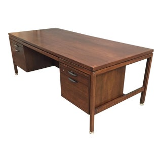 Jens Risom Mid-Century Executive Desk