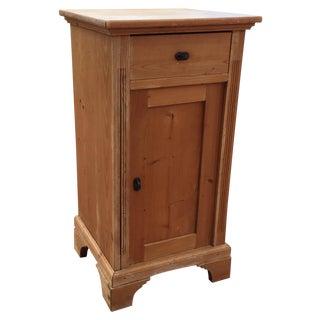 Primitive Cabinet Nightstand