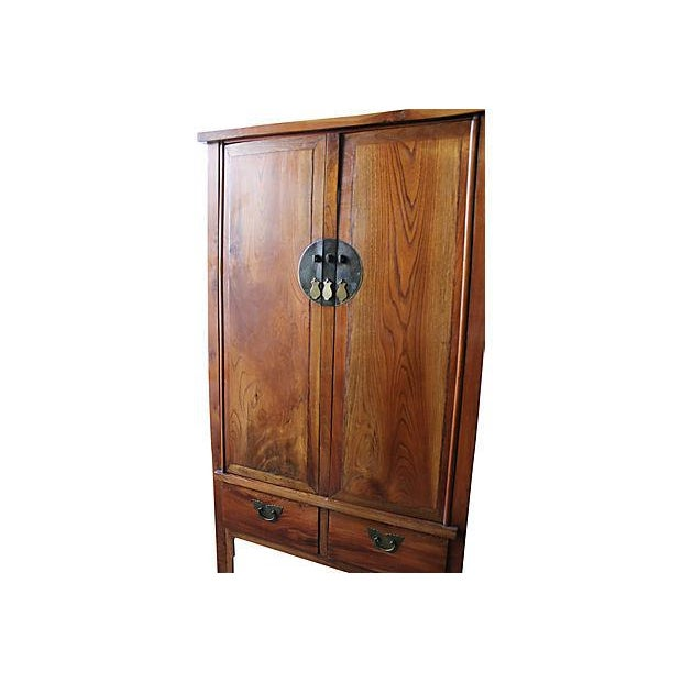 19th Century Antique Chinese Armoire - Image 3 of 5