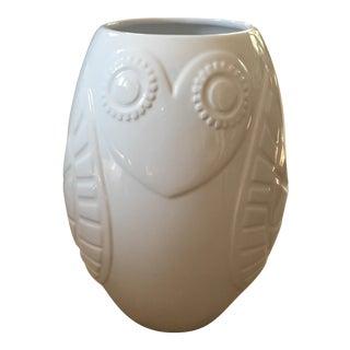 Jonathan Adler Abstract Owl Vase