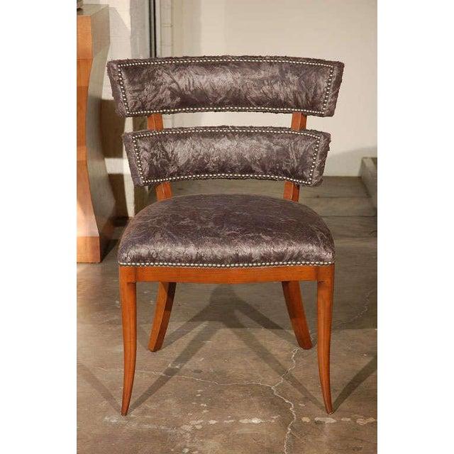 Paul Marra Klismos Style Chair - Image 3 of 8