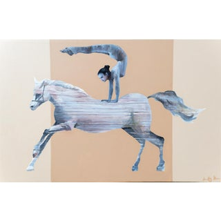The Horse Vaulter Painting