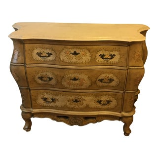Painted Wood Commode