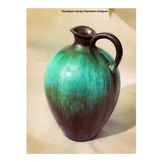 Blue Mountain Pottery Drip Glazed Pitcher