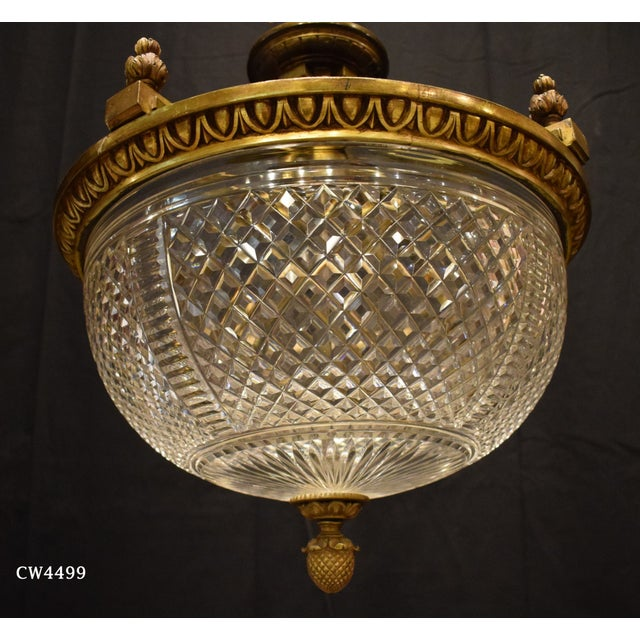 Baccarat plafonnier - Image 2 of 6