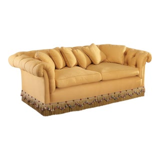 Custom Designer Chesterfield Sofa