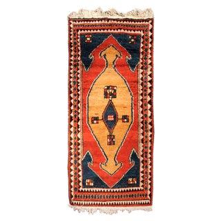 Vintage Bakhtiari Gabbeh Persian Rug