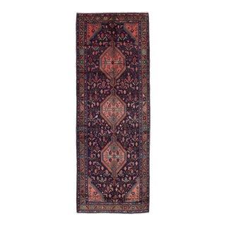 "Koliai Vintage Persian Rug, 3'9"" x 10'1"""