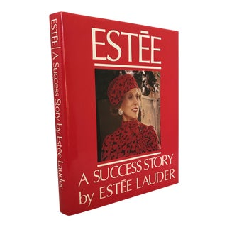 """Estee"" Autobiography Book"