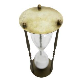 1940's English Hourglass