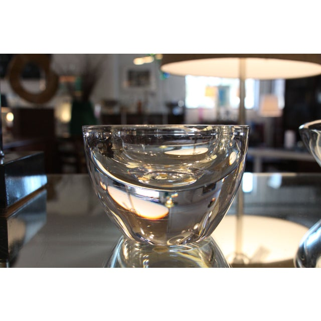 Vintage French Crystal Ashtray - Image 3 of 5
