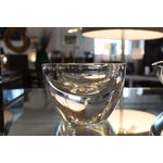 Image of Vintage French Crystal Ashtray