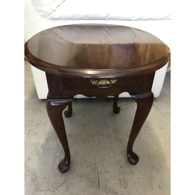 Image of Pennsylvania House Queen Anne Side Table