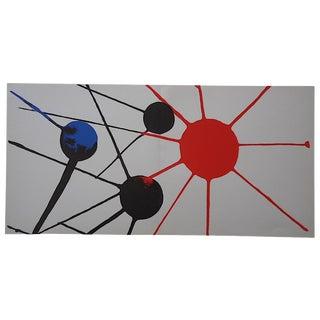 Vintage Calder Lithograph