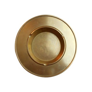 Brass Ashtray Catchall