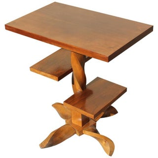 French Art Deco Side Table