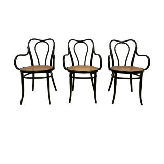 Vintage Thonet Bentwood Parlor Chairs