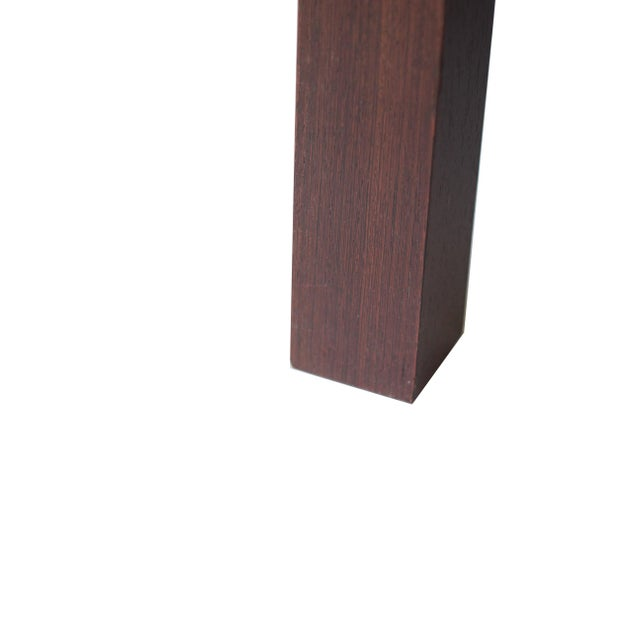 Spencer Fung Wenge Wood Coffee Table - Image 2 of 9