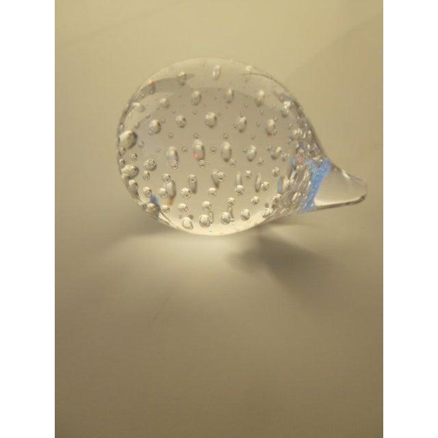 Swedish Glass Beastie Critter Paperweight - Image 5 of 5