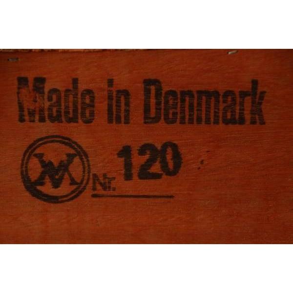 Image of Danish Modern Rosewood Nightstands - Pair