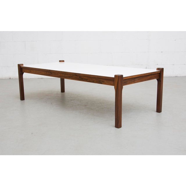 Teak And Formica Coffee Table