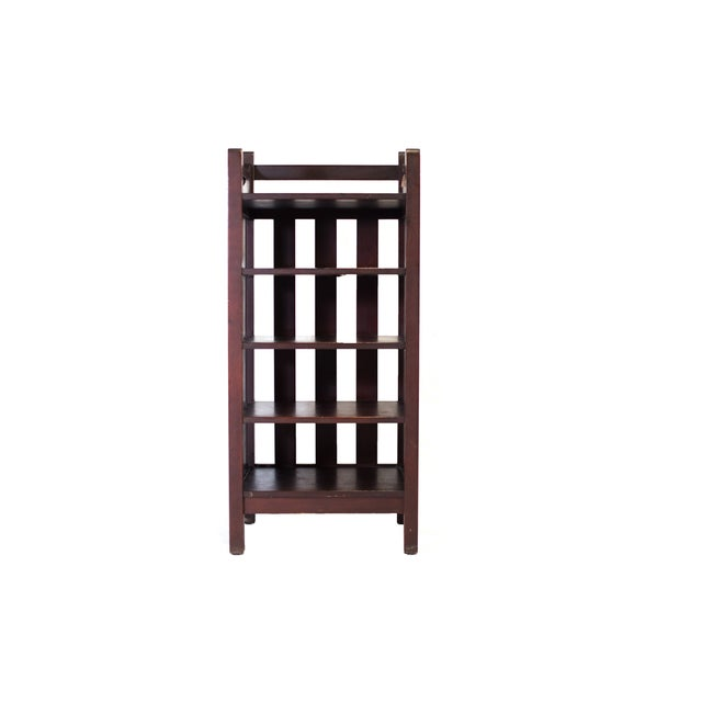 Stickley Brothers Magazine Stand - Image 4 of 5