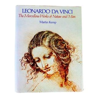 "Leonardo Da Vinci ""The Marvellous Works"" Book"