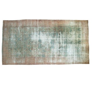 "Antique Kerman Carpet - 8'9"" x 16'8"""