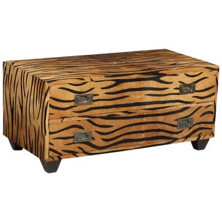 Sarreid Ltd Bengal Tiger Chest