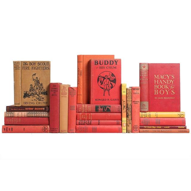 Boy's Vintage Books - Set of 22 - Image 1 of 2
