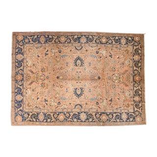 Vintage Tabriz Carpet- 8′11″ × 12′7″