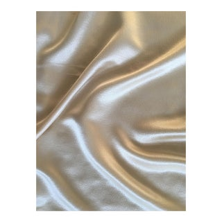 Ralph Lauren Hammered Silk Fabric