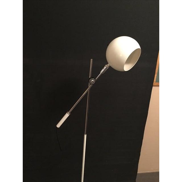 Image of Sonnoman Mid Century Modern Floor Lamp