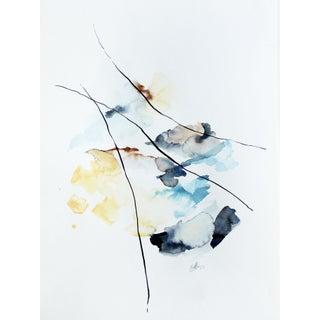 "Ellen Sherman ""Villarrica"" Painting"