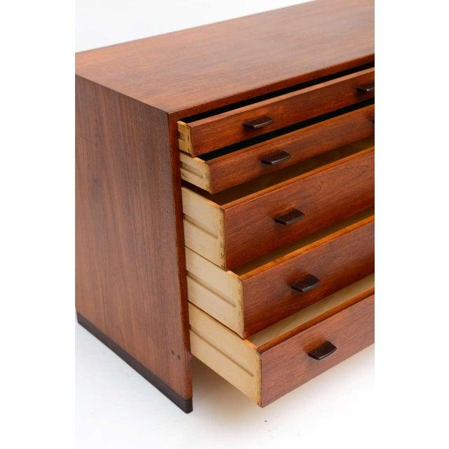 Stellar Hans Wegner Teak Dresser for Ry Mobler/George Tanier - Image 4 of 8