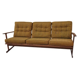 Modernist Danish Sofa
