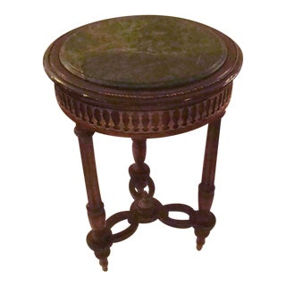 Empire Style Pedestal Table