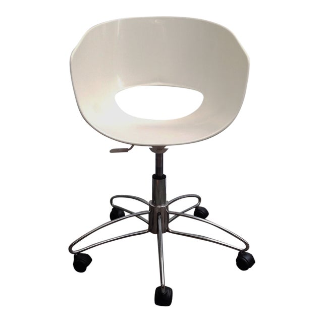 Cb2 Orbit Desk Chair Chairish