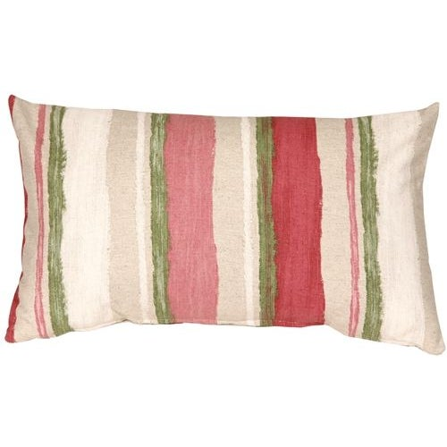 Image of Pillow Decor - Albany Stripes 12x20 Throw Pillow