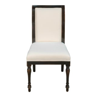 Sarreid Ltd Ebony Finished Dining Chairs- Set of 4