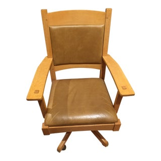 Stickley Office Chair